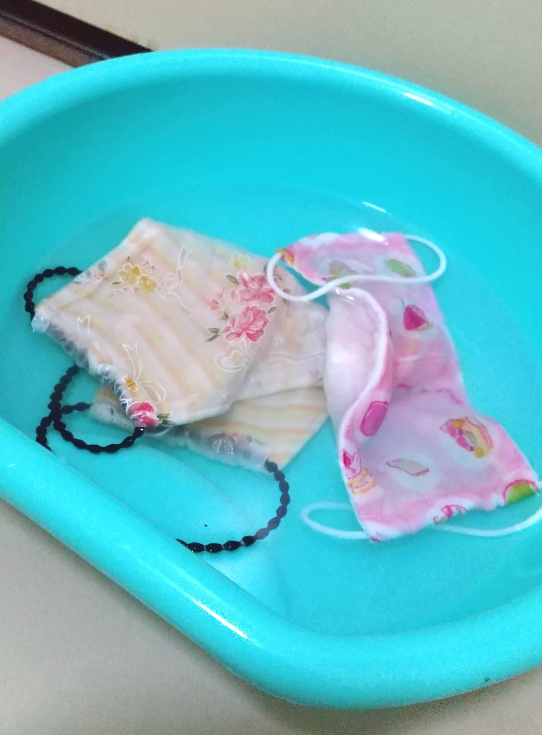 洗い 方 オキシ クリーン マスク